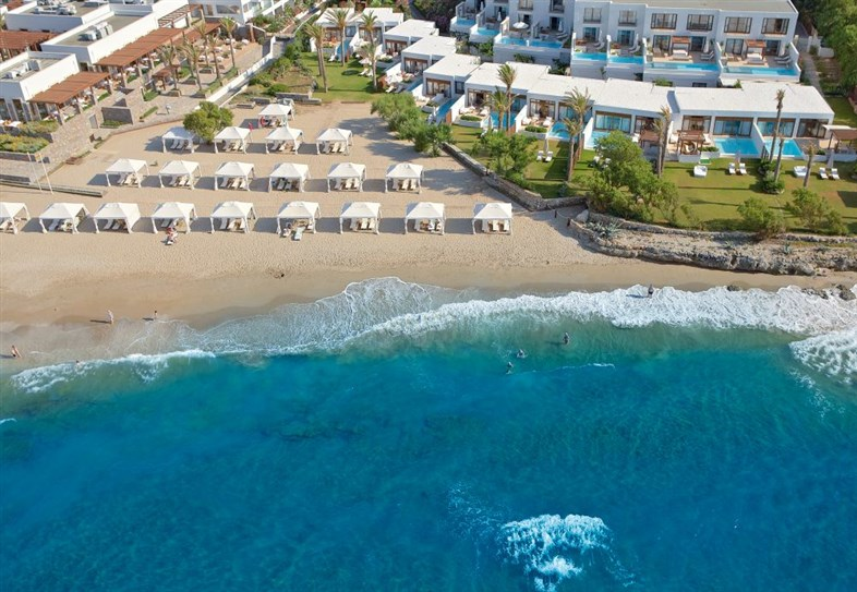 Grecotel Amirandes Exclusive Resort \ Informatie