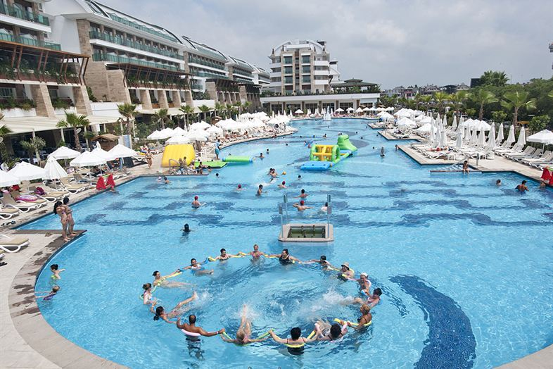 Hotel Crystal Waterworld \ Informatie