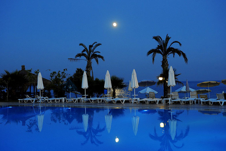 Hotel Incekum Beach Resort \ Informatie