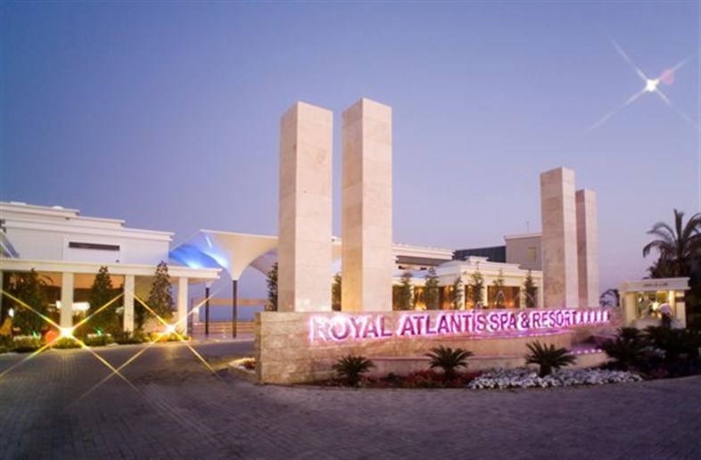 Hotel Royal Atlantis & Spa Resort \ Informatie