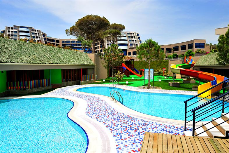 Hotel Susesi Resort Spa \ Informatie