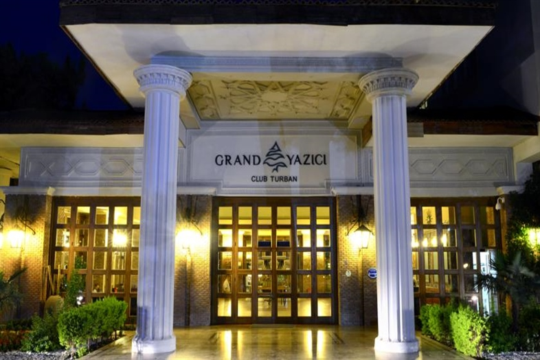 Hotel Grand Yazici Club Turban \ Informatie