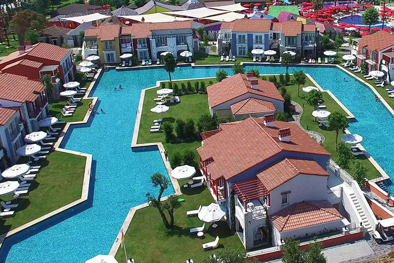 Hotel IC Santai Family Resort \ Informatie