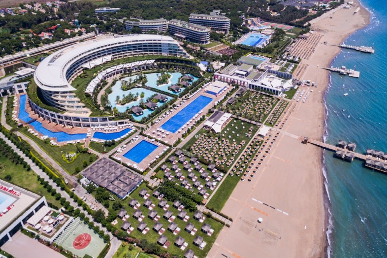 Hotel Maxx Royal Belek Golf Resort \ Informatie