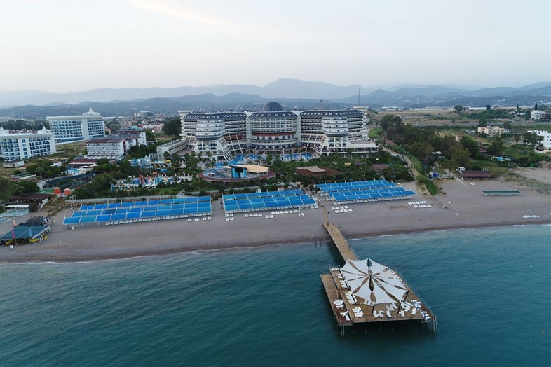Hotel Sea Planet Resort & Spa \ Informatie