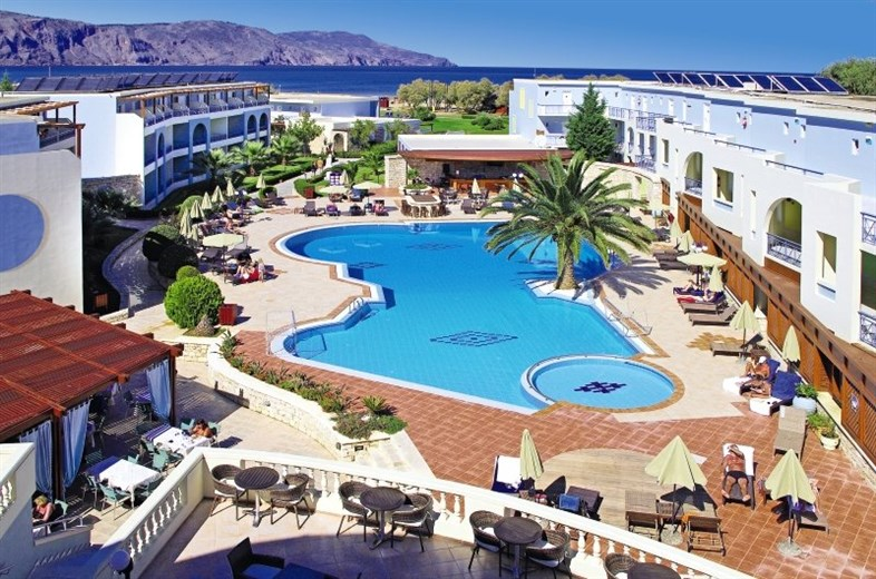 Mythos Palace Resort & Spa \ Informatie