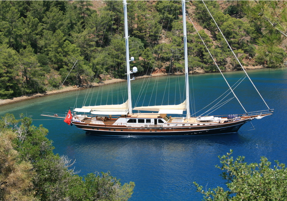 Single Reis Blue Cruise Lycische Kust \