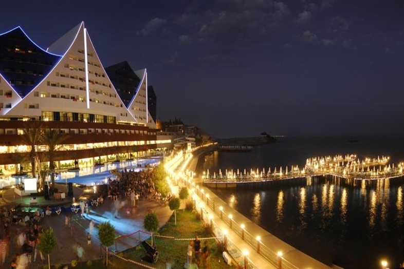 Alanya Orange County Resort