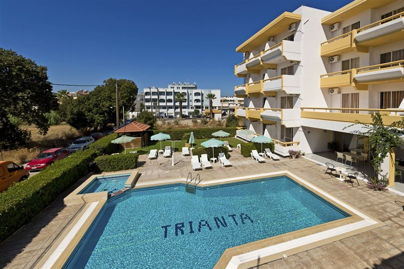 Trianta Hotel & Apartments \ Informatie