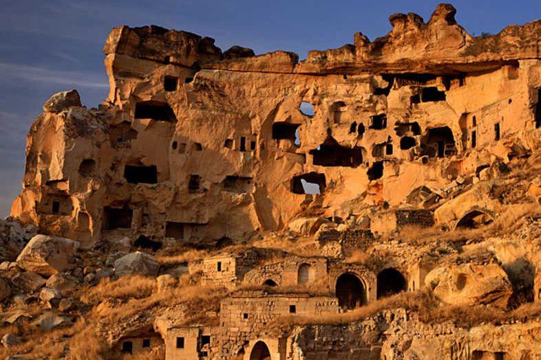 Mini Fly & Drive Cappadocië