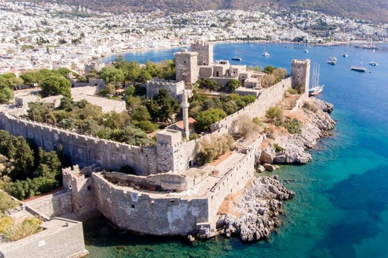 Fly & Drive Bodrum