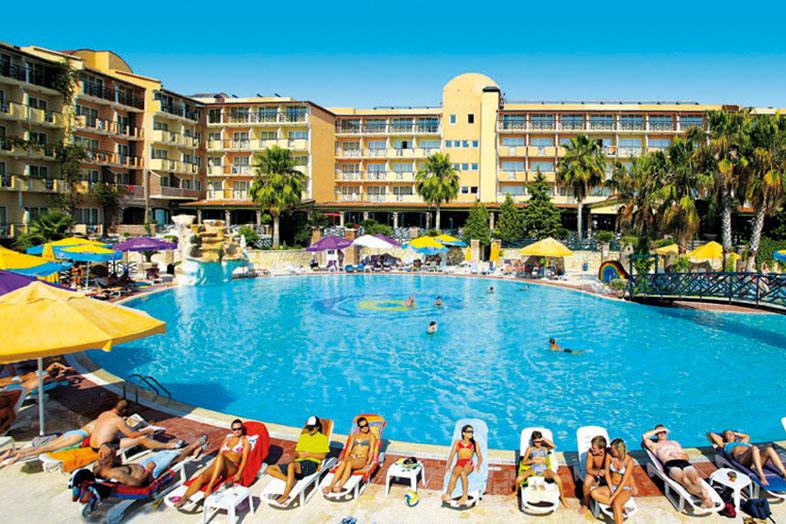 Hotel Side Corolla