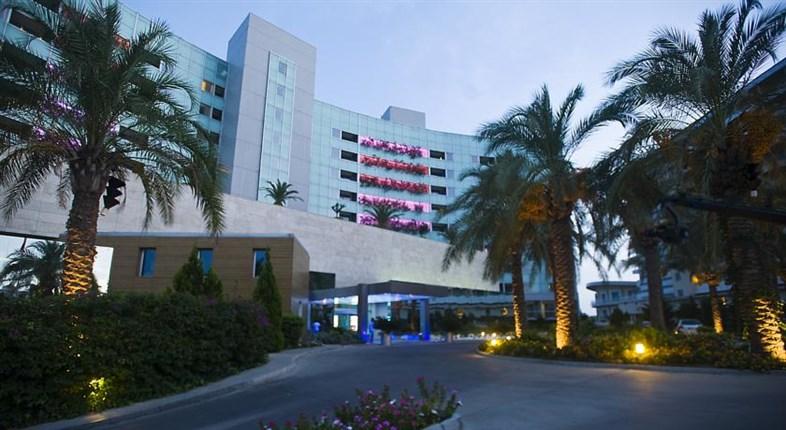 Hotel Kervansaray Kundu