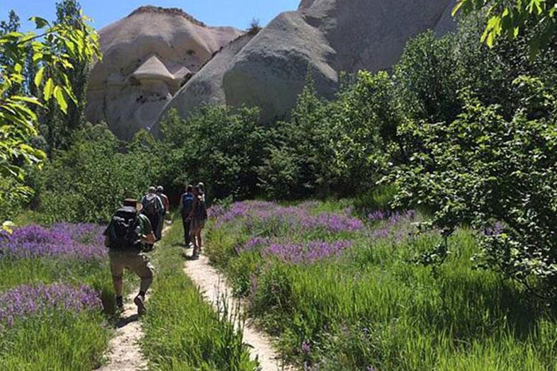 Cappadocië Wandelvakantie