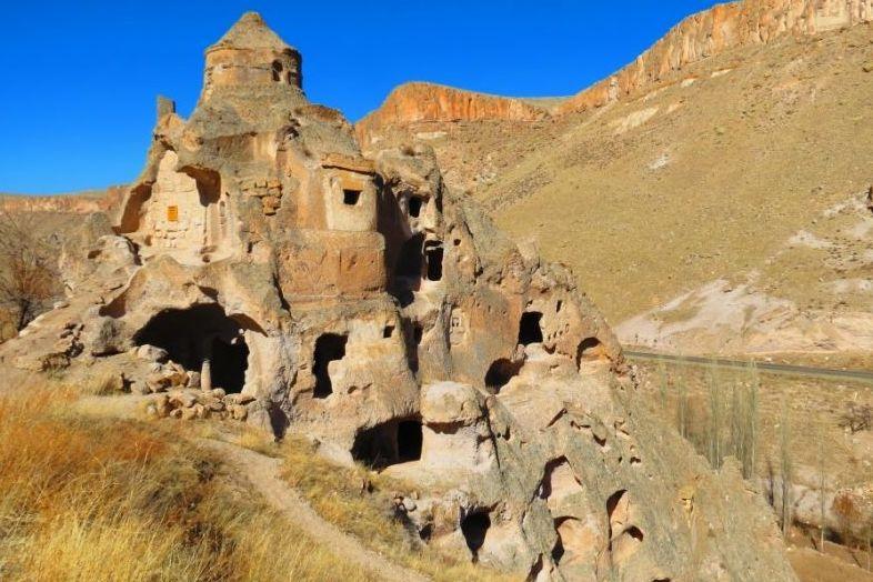 Fly & Drive Schatten van Sagalassos en Cappadocië