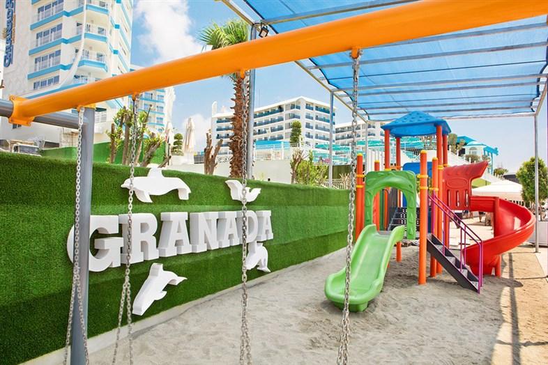 Granada luxury Beach