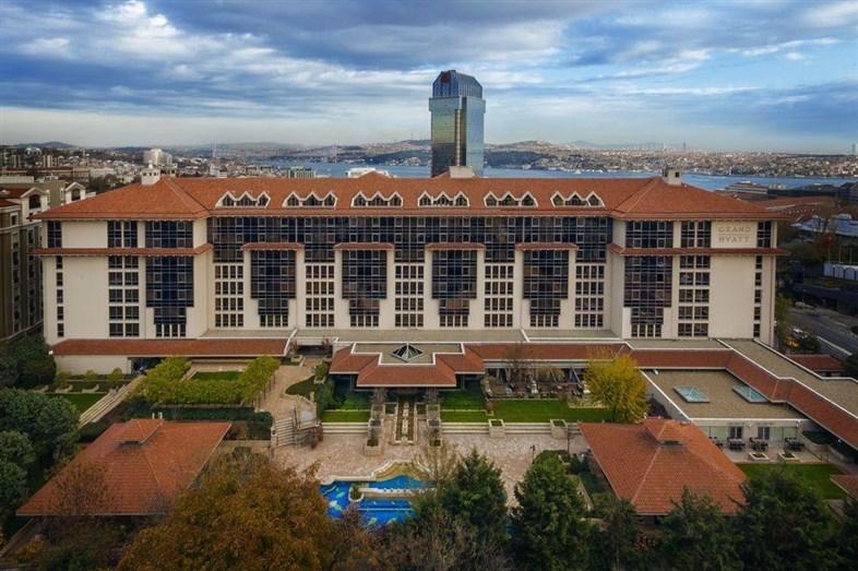 Grand Hyatt Hotel Istanbul