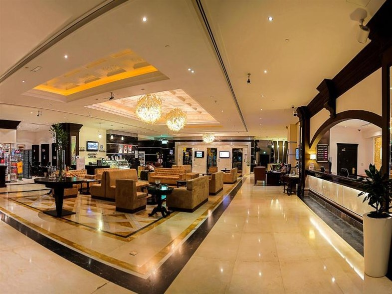 Holiday Inn Bur Dubai
