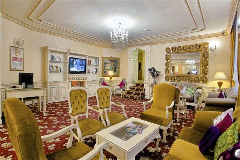 Hotel Ipek Palace