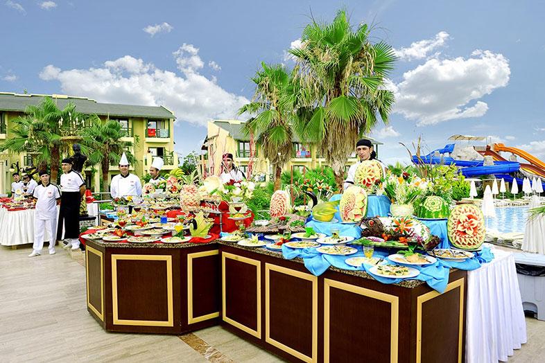 Hotel Incekum Beach Resort