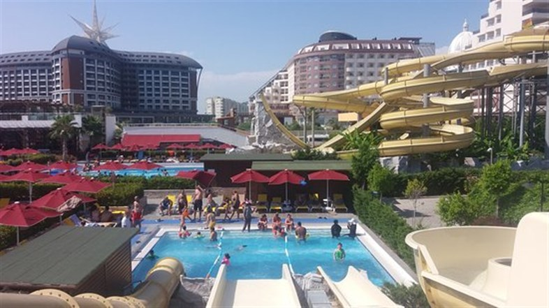 Hotel Aska Lara Resort