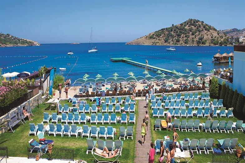 Hotel Club Cactus Fleur Beach