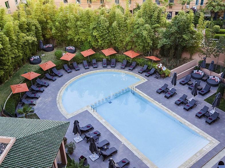 Novotel Marrakech Hivernage Hotel