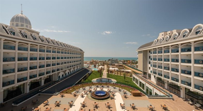 Overwinteringsreis Adalya Elite Resort