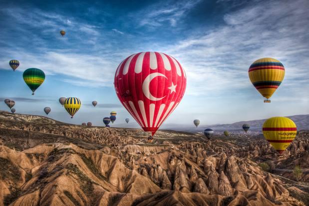 Rondreis Schatten van Cappadocië