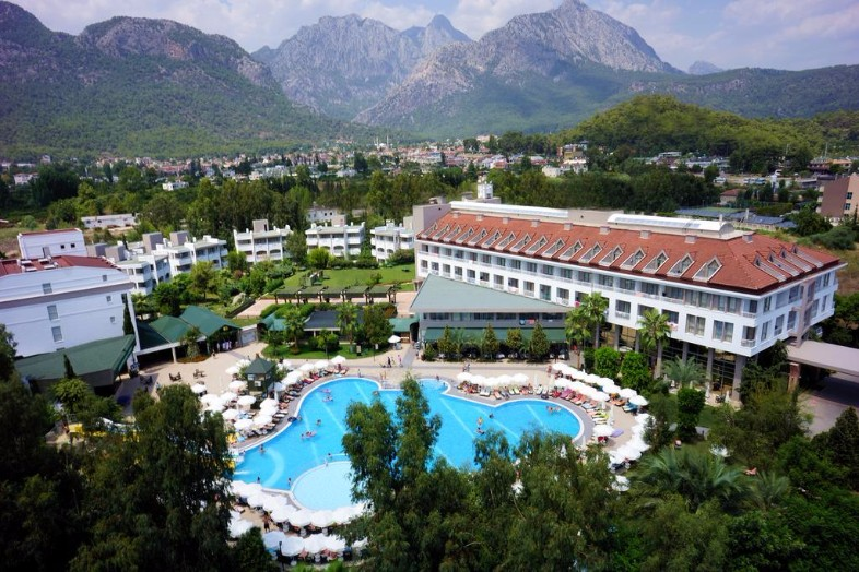 Sherwood Greenwood Resort