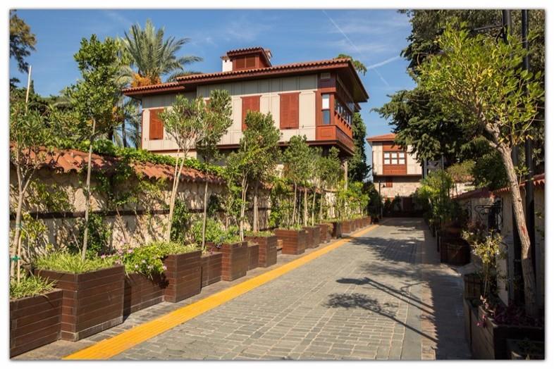 Shoppen in Antalya met verblijf in Oscar Hotel